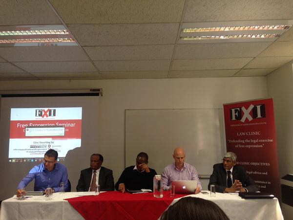 FXI Seminar