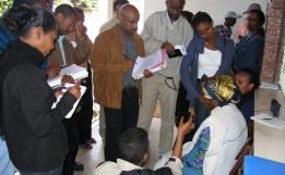 Journalists training in Ethiopia. Photo: Wikimedia Commons.
